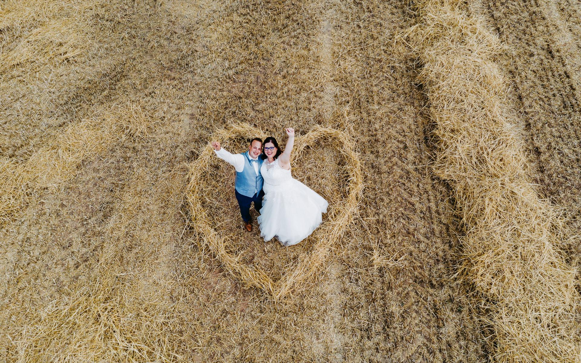 Hochzeitsfotograf Kaiserslautern Drohne
