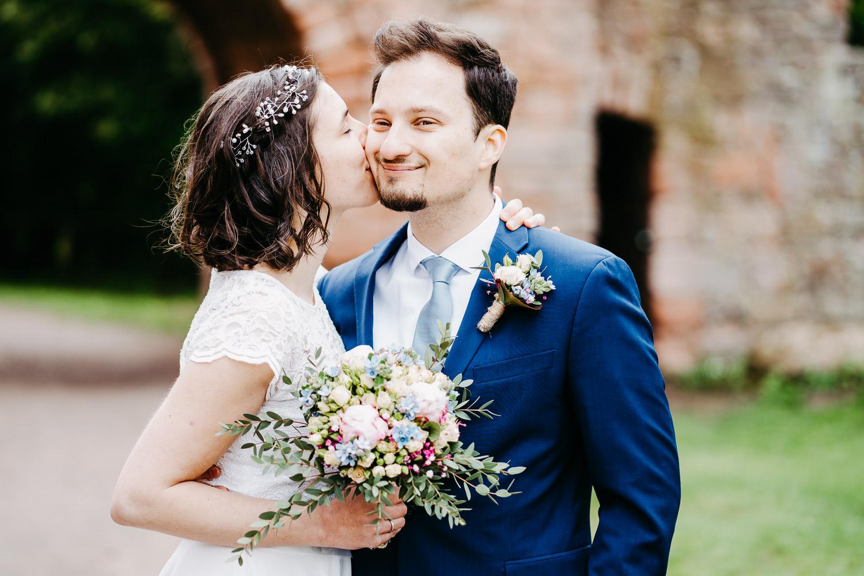Hochzeitsfotograf Kaiserslautern Brautpaarshooting Burg Nanstein
