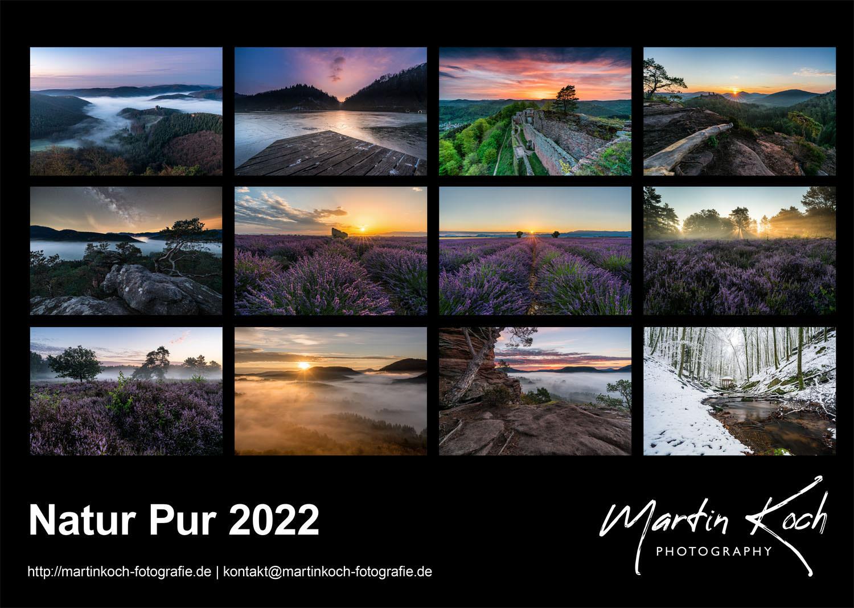 Martin Koch Fotografie Kalender 2022